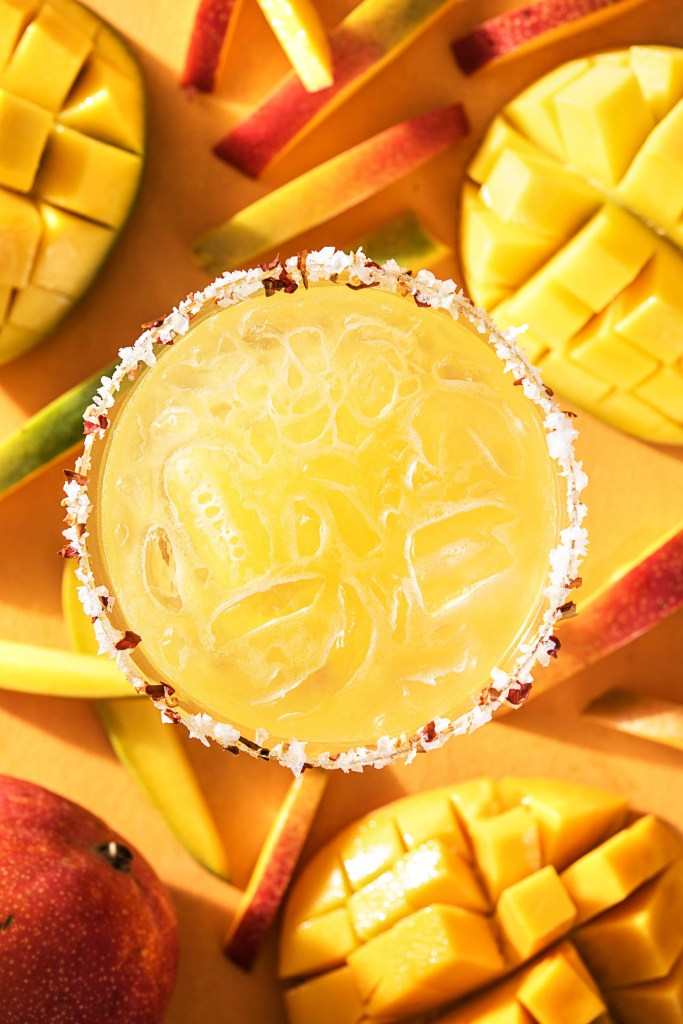 margarita recipes-mango-chili-HelloFresh