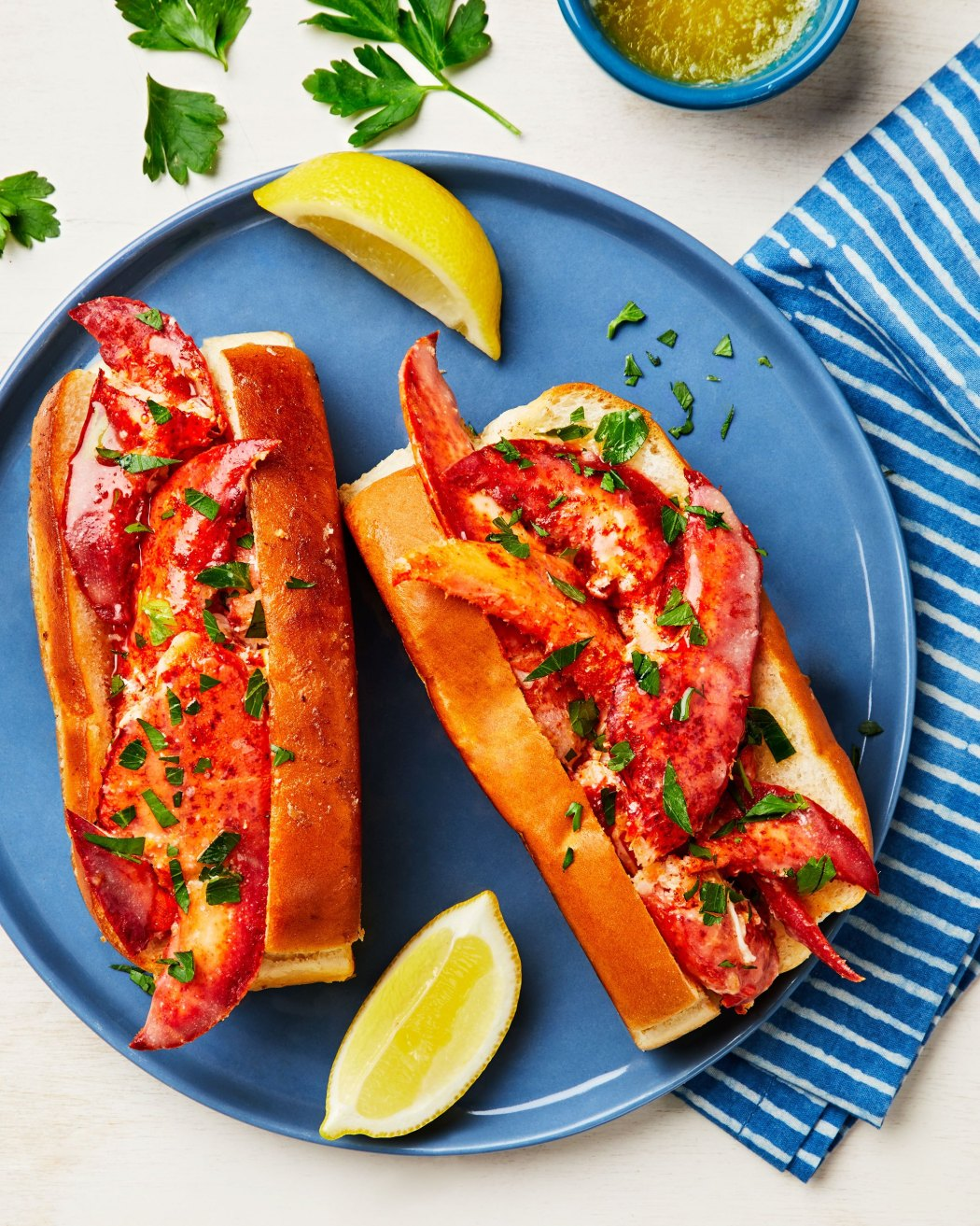 Hot Buttered Lobster Roll Image