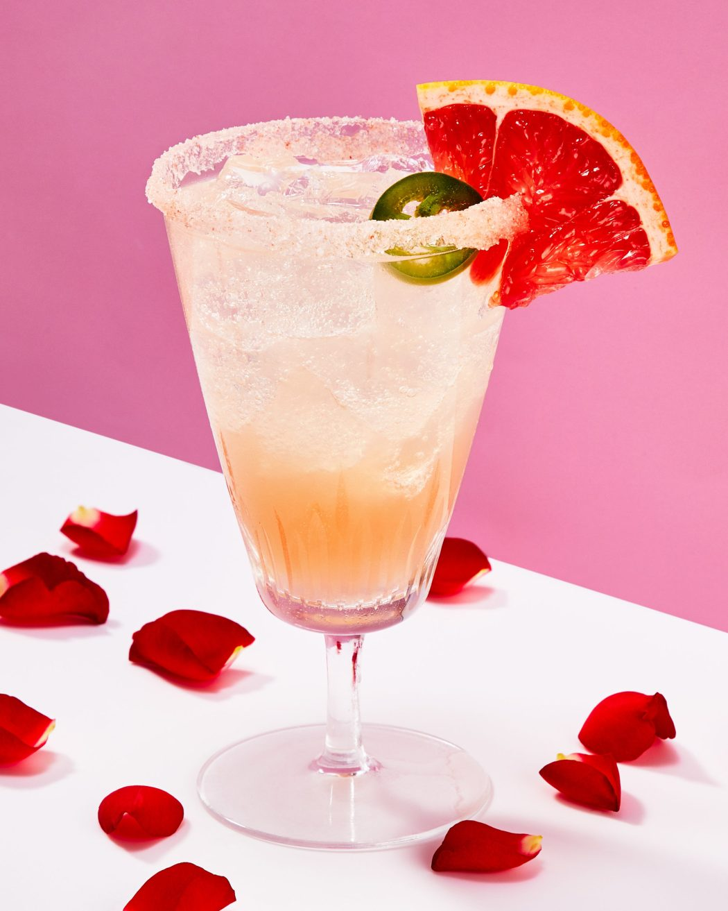Keep It Spicy Romantic Cocktail